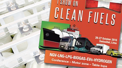 XPERION – iShow on Clean Fuels 2015