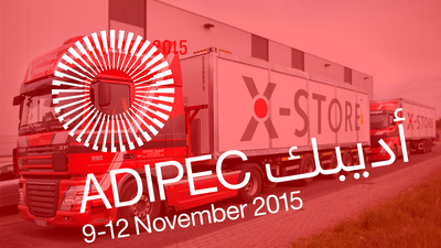 XPERION - ADIPEC 2015