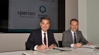 XPERION - Hexagon Composites acquires xperion Energy & Environment
