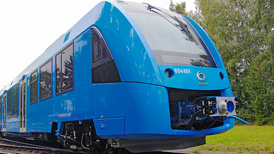 XPERION - XPERION delivers X-STORE type 4 hydrogen cylinders for regional trains developed by Alstom
