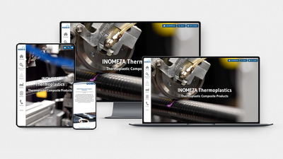 INOMETA Thermoplastics website and image video now available