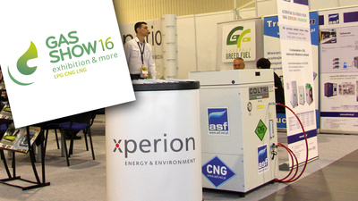 XPERION - Exhibition Review // Gas Show Warsaw 2016